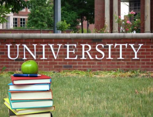大學及高等教育